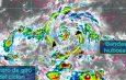 'Eta' provocará lluvias en el sureste del país
