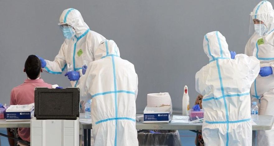 Destina EU  266,5 millones de dólares para lucha anticovid en Afganistán